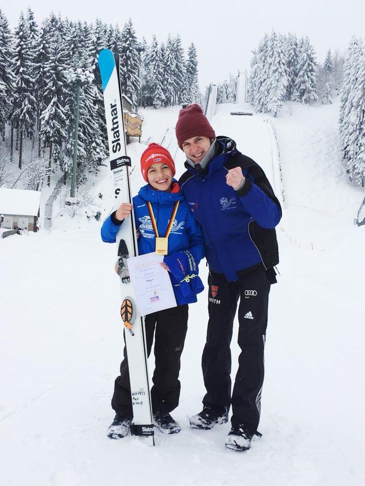 Schülercup: Sieg im zweiten Anlauf für Max Unglaube
