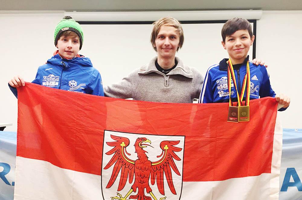 Schülercup: Gold schmieden in Schmiedefeld