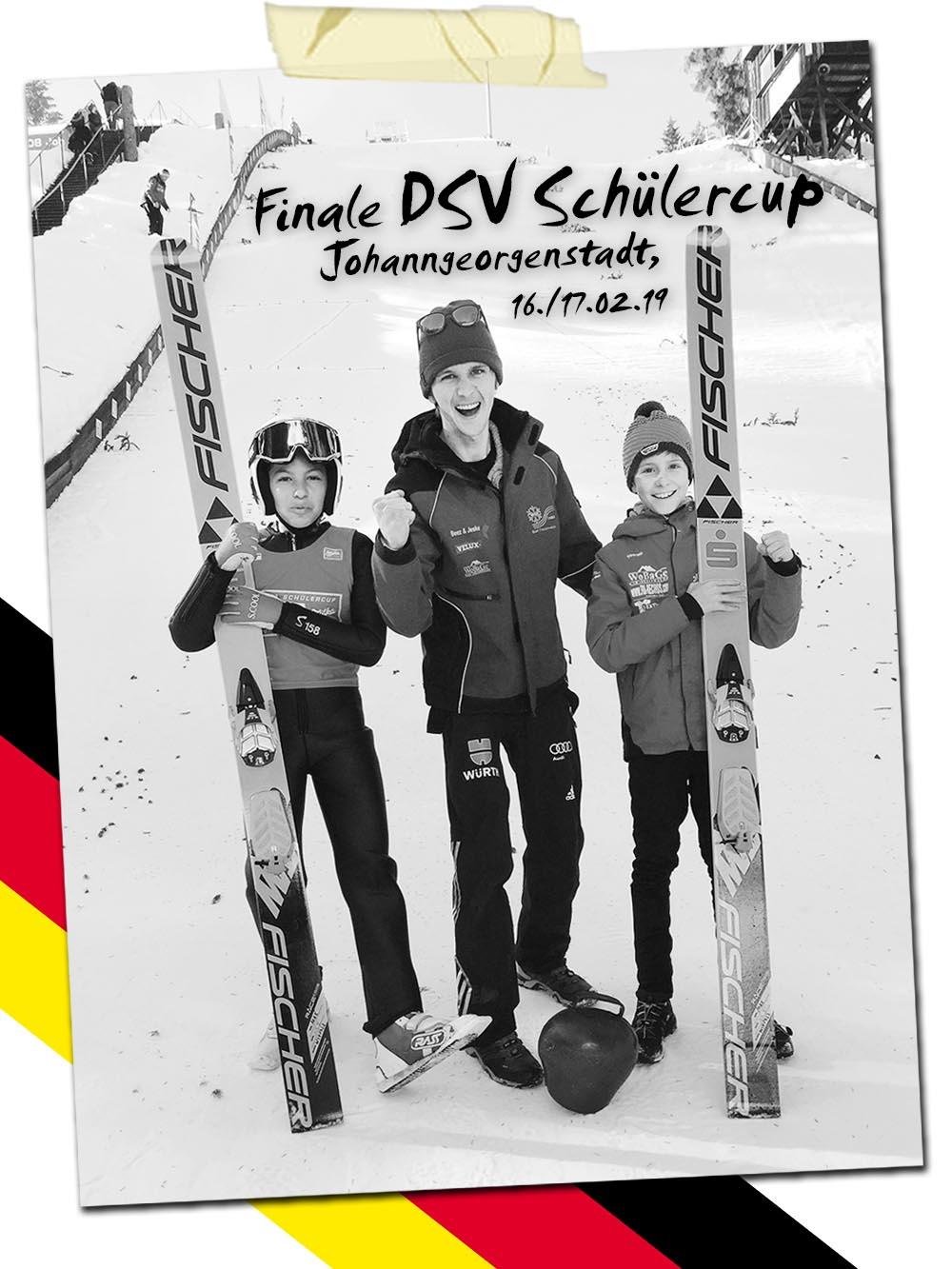 Finale im DSV Schülercup: WSV-Adler ganz oben